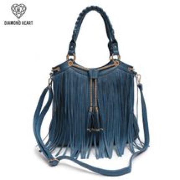 Blue Heaven Bags | Last One Dark Ocean Blue